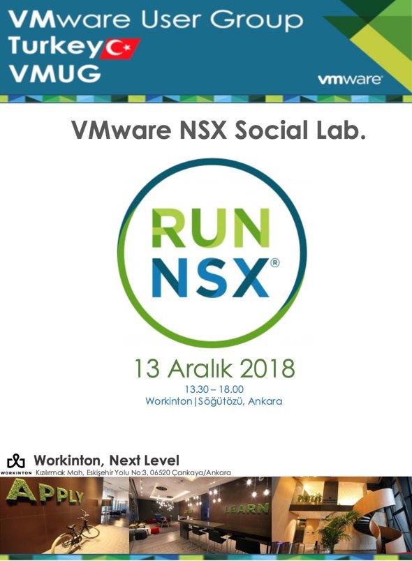 NSX Social Lab